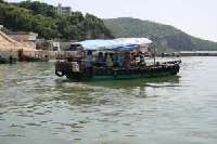Yangjiang Cage Culture Association - Zhapo Bay <p> 	Our ride</p>