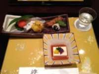 Kaiseki Dinner hosted by Uoriki  <p> 	Another course</p>