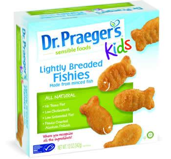 Dr praegers fishies 12z for Dr praeger s fish sticks