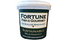 click here to read more about Fortune All Natural Scallops