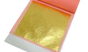 click here to read more about Gold Leaf