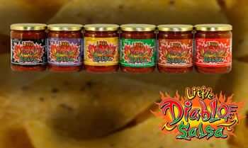 click here to view Fortune Fish & Gourmet Seafood Litte Diablo Salsa Products