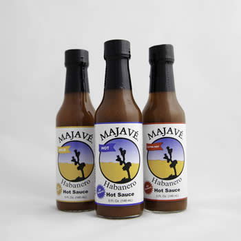 click here to view Fortune Fish & Gourmet Seafood Majave Habanero Hot Sauce Products