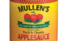 click here to read more about Mullen's Applesauce