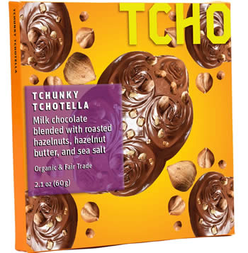 Spacy Chocolate Bar