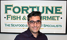 Antonio Caballero Vice President of Human Resources of Fortune Fish & Gourmet