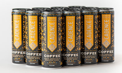 Cadence Cold Brew Coffee