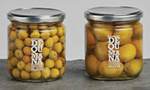 Dequmana Natural Olives