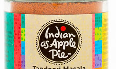 click here to read more about Indian as Apple Pie