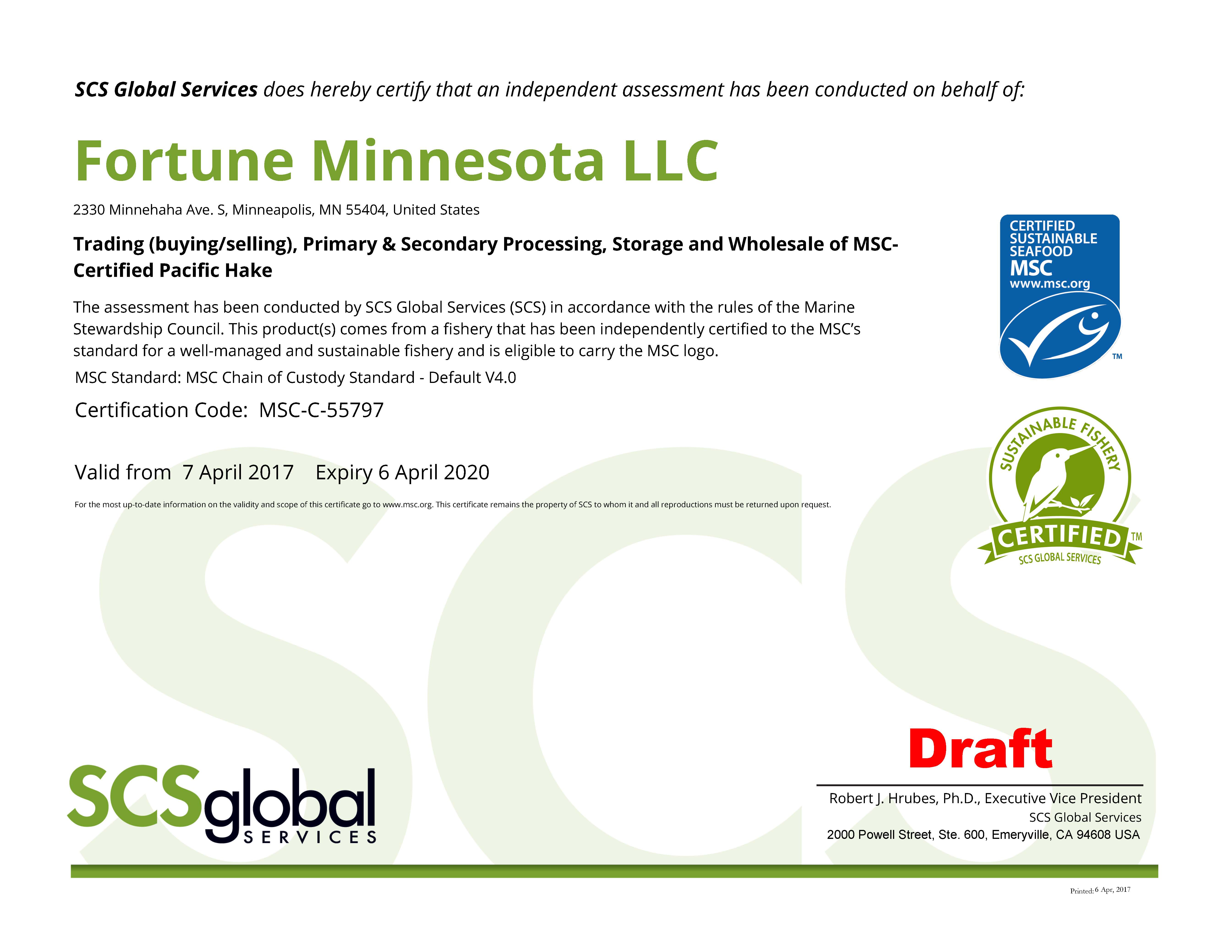 msc-coc-certificatefortuneminnesota04apr2017
