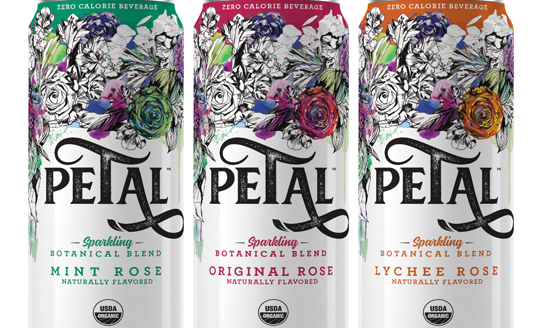 click here to read more about Petal Sparkling Botanical Blend