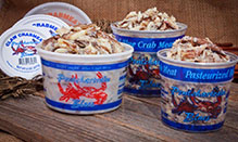 click here to read more about Pontchartrain Blue Crabmeat