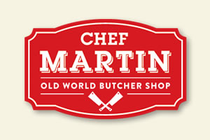 Chef Martin Sausages | Fortune Fish & Gourmet